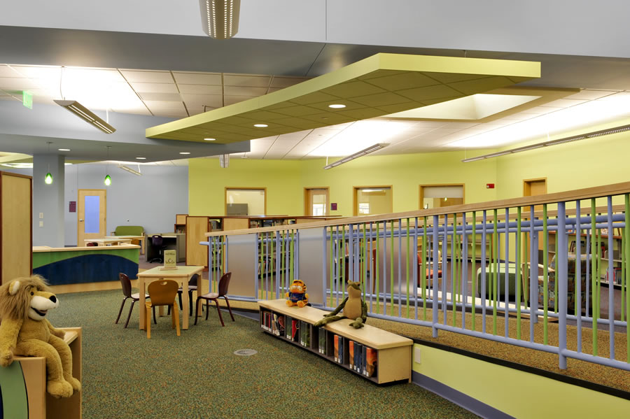 Colorado Library Study Rooms